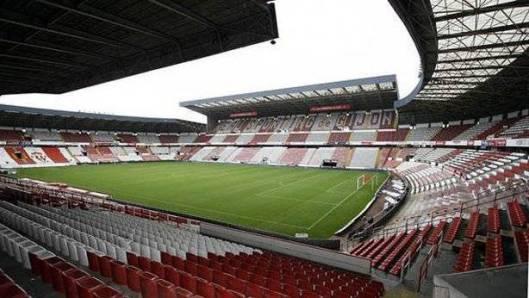 Estadio El Molinón. Gijón